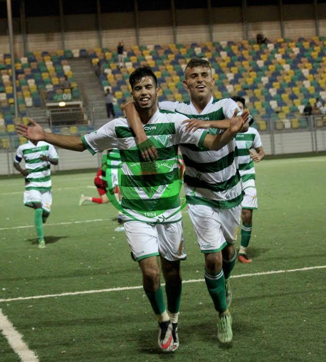 أواسط النصر يحسمون ديربي بنغازي