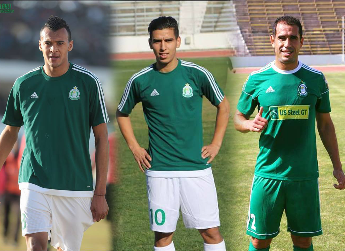 أورانج فوتبول يختار ثلاثة لاعبين من الأهلي طرابلس