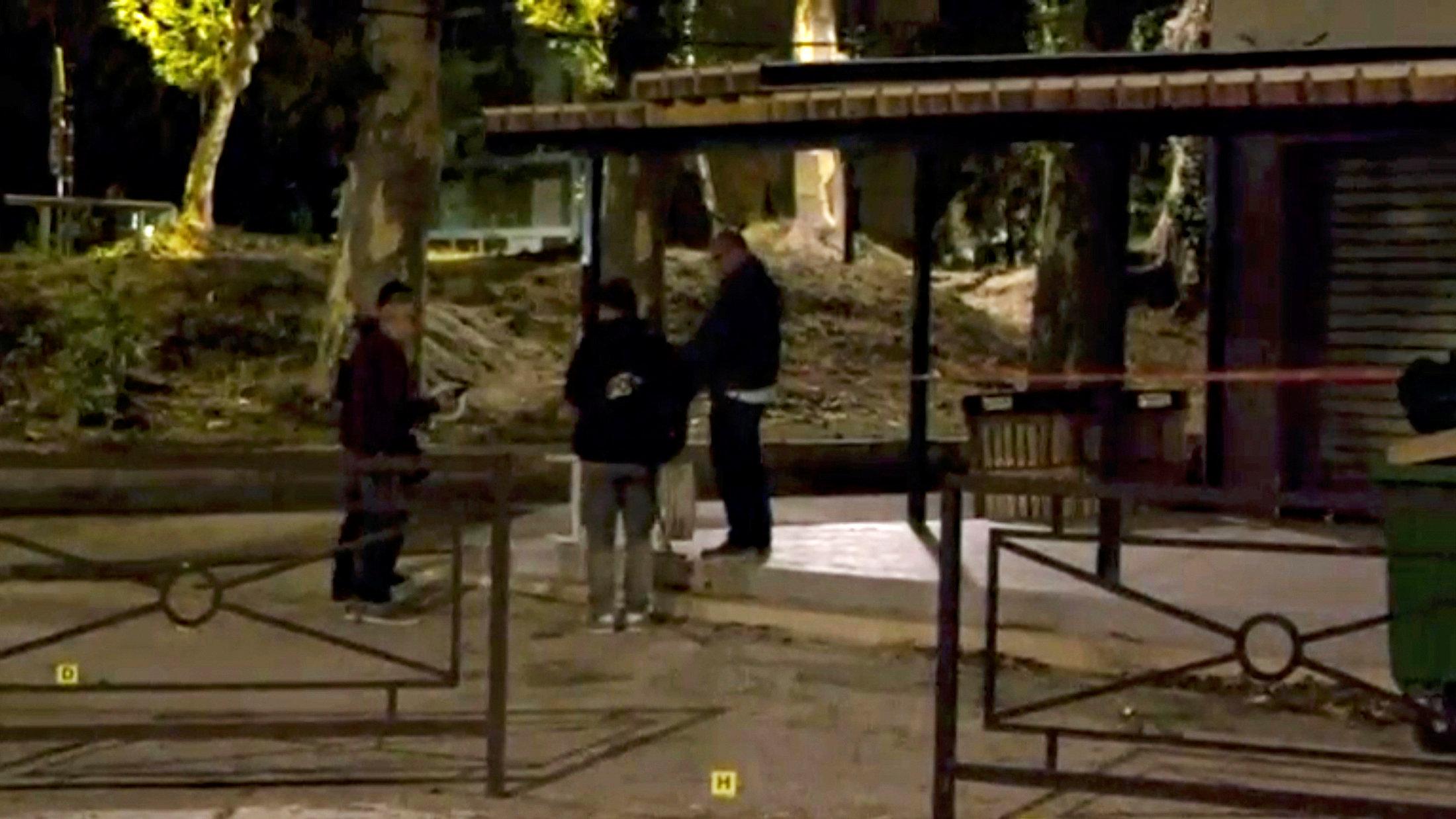 إطلاق نار أمام مسجد في فرنسا