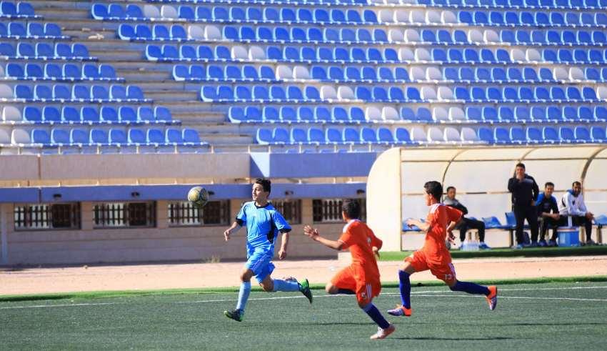 إعادة تشكيل الاتحاد الفرعي لكرة القدم طرابلس