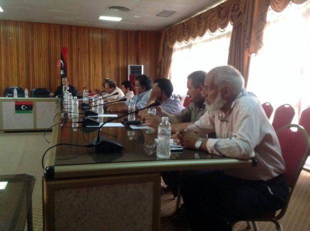 اتحاد عمال ليبيا