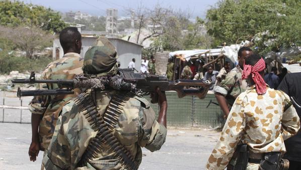اشتباكات الصومال