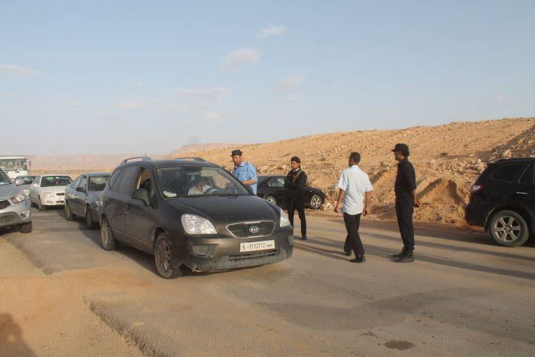 "Photo of الإسناد الأمني بجادو تُلغي البوابات .. ""وتنتظر"""