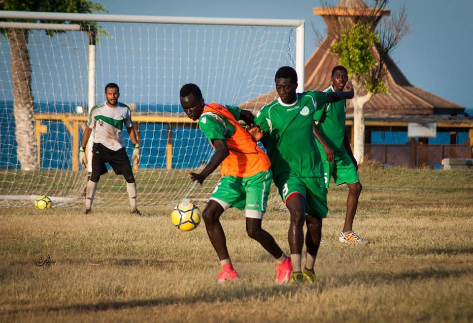 الاتحاد المصراتي يقترب من ضم لاعبين سنغاليين