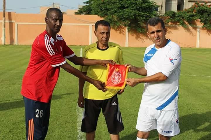 الاتحاد يتفوق على الأولمبي في مباراة خيرية للقدامى