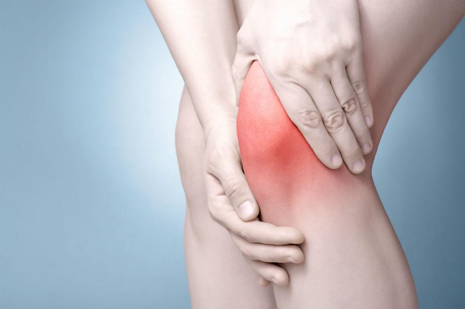 التهاب مفصل الركبة