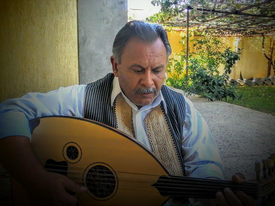 الفنان رمضان كازوز