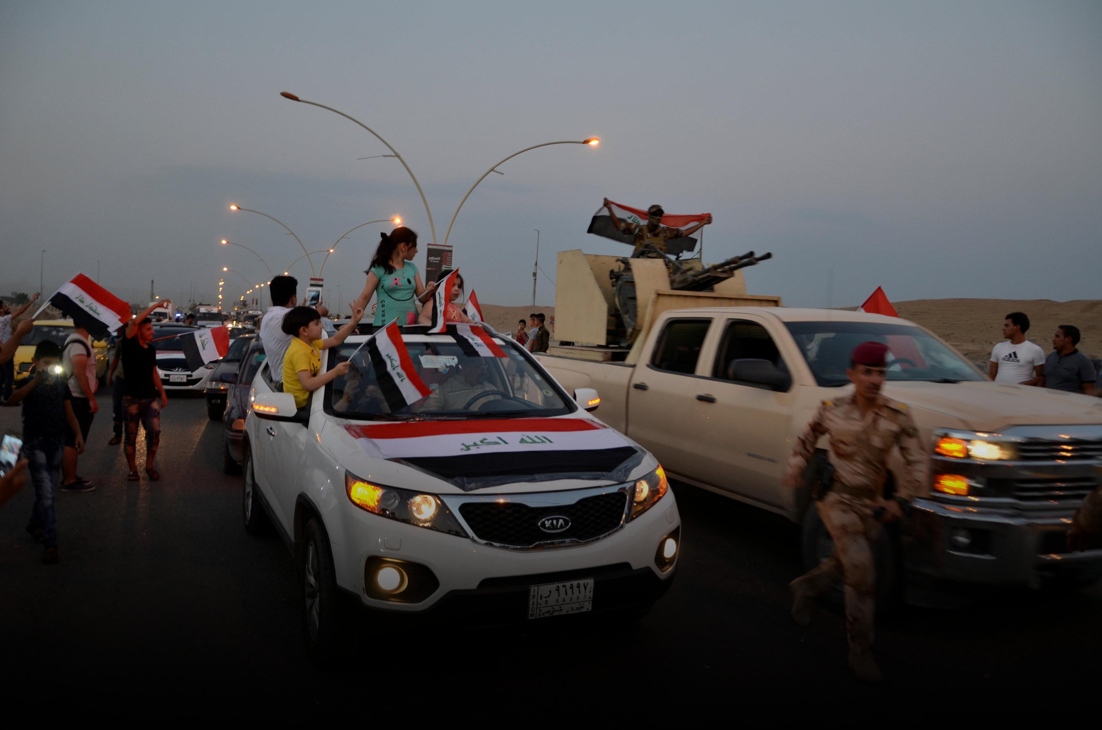"Photo of الموصل روّحت.. ""تغار"" من بنغازي و ""تقهر"" داعش"
