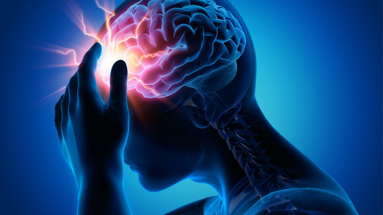 النزيف والجلطة الدماغية