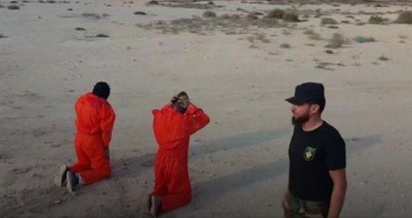 """Photo of """"إعدامات"""" الورفلي """"تقسم"""" الـ""""Social media"""" قبل """"قمة باريس"""""""