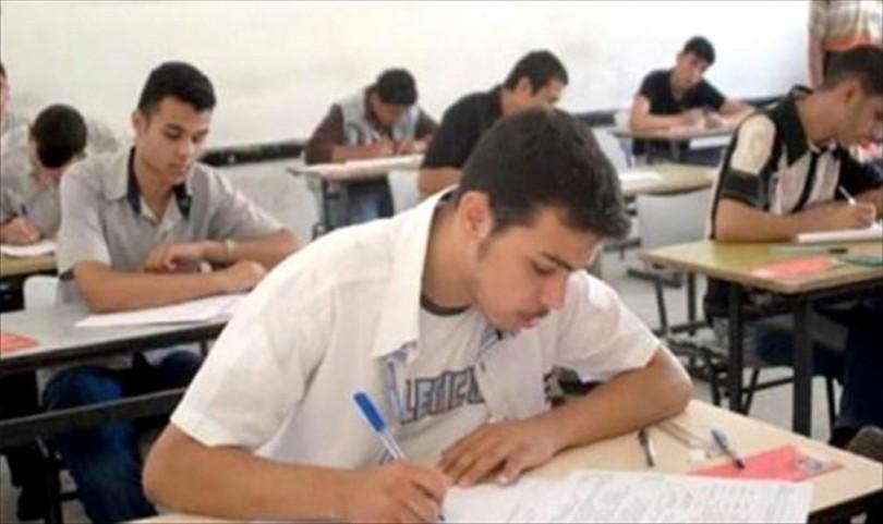 امتحانات الشهادة الثانوية