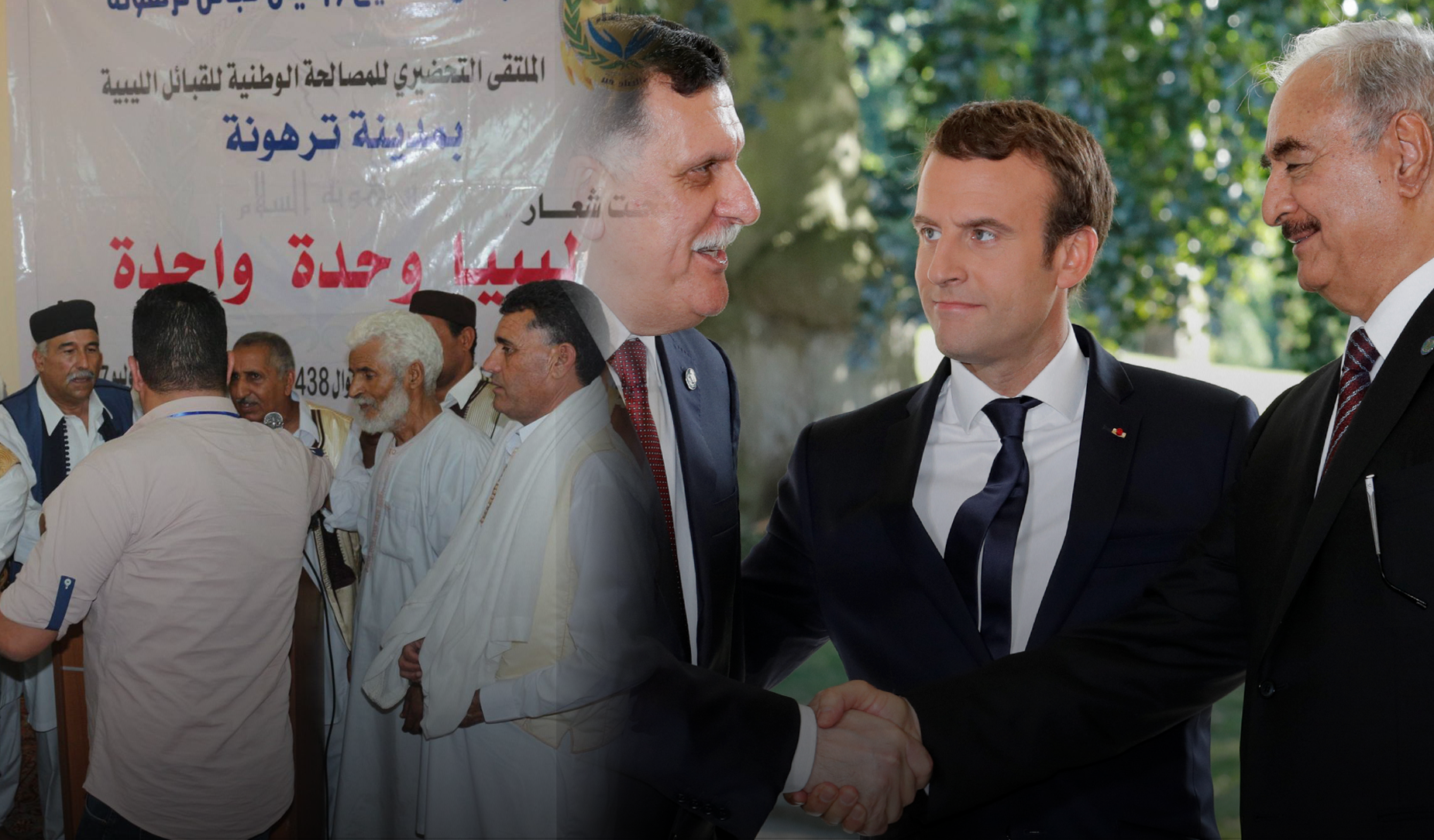 """Photo of """"صُنِع في ليبيا"""" تصنع الفرق.. من """"التلة"""" إلى """"سان سير كلو"""""""