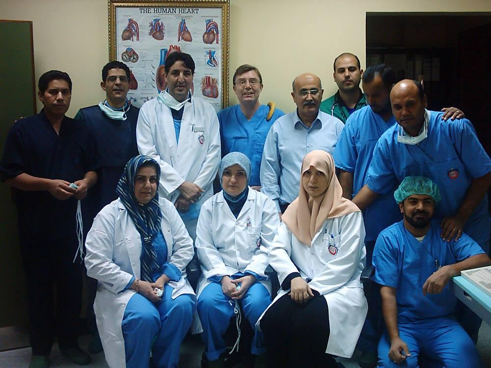 تفاصيل الاعتداء على المركز الطبي بنغازي