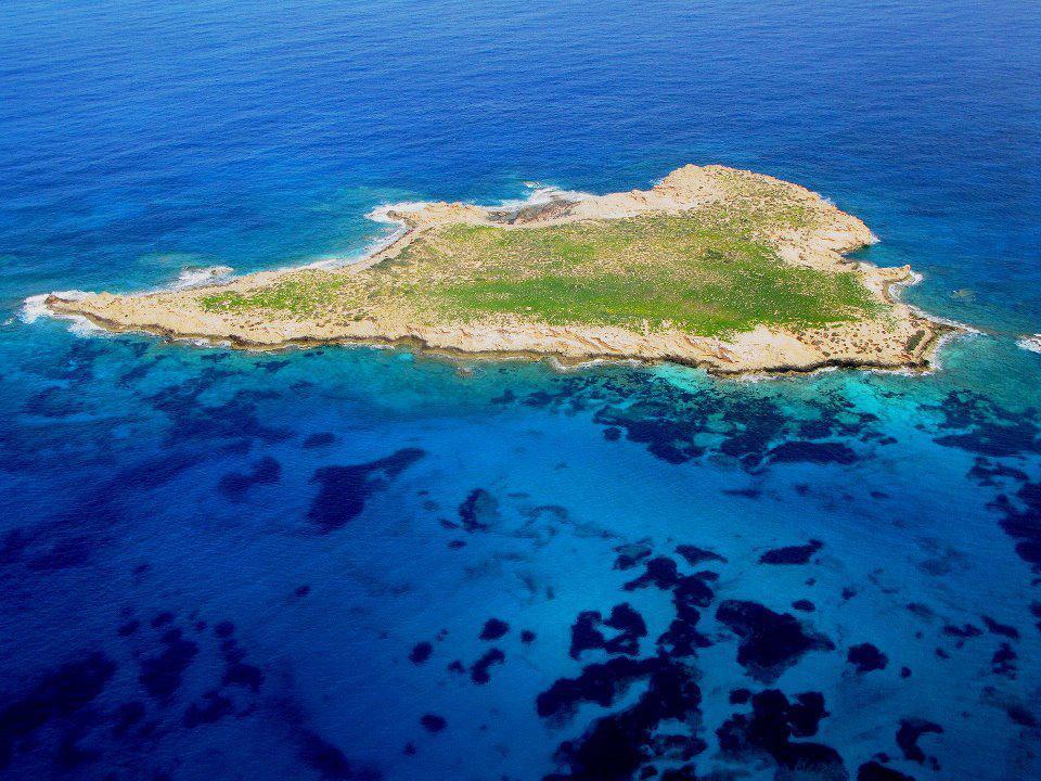 صورة هل تعرف جزيرة جوكا الليبية ..؟
