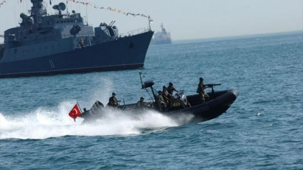خفر السواحل التركية