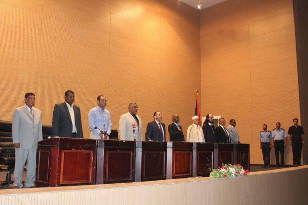 رئاسي الوفاق يُنهي ملف المطار في سبها