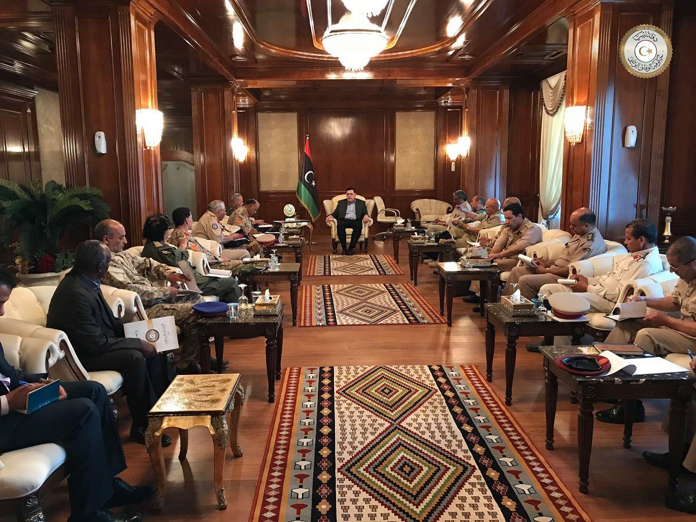 رئاسي الوفاق.. يأمر بمحاربة الجريمة .. ويصدر التعليمات
