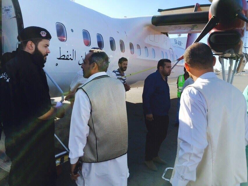 صحة الوفاق نعمل على رعاية جرحى الاشتباكات