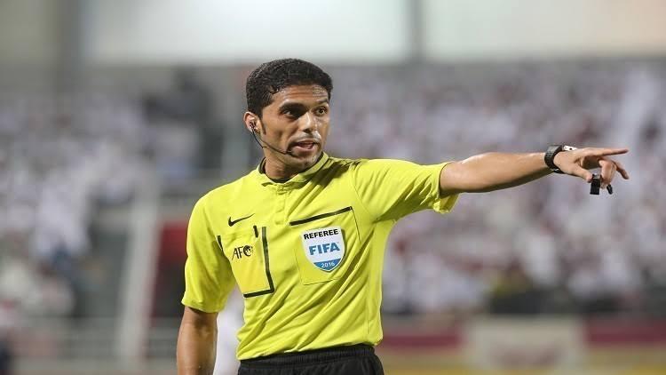 طاقم تحكيم عربي يدير مباراة كأس القارات