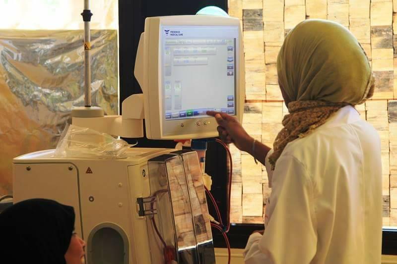 طبي بنغازي يكشف حقيقة شائعة قسم الكلى