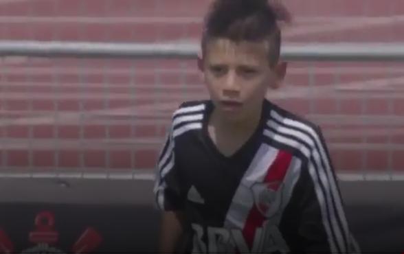 طفل أرجنتيني