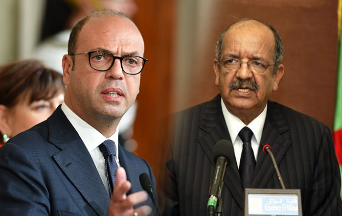 "Photo of الجزائر وإيطاليا .. لقاء مشترك و ""ليبيا حاضرة"""