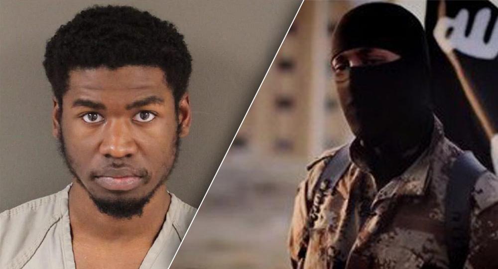 أمريكي يدعم داعش ليبيا