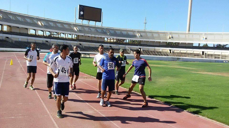 قضاة القدم يتجمعون في طرابلس