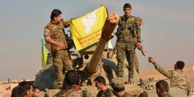 سوريا الديموقراطية