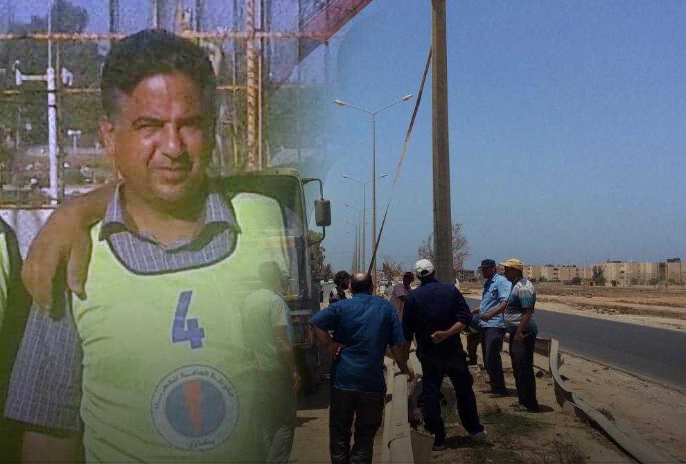 لعنة الألغام تطارد الجيش الأزرق وتقتل أحدهم في بنغازي