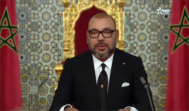 Photo of ملك المغرب: لا أثق في السياسيين المغاربة