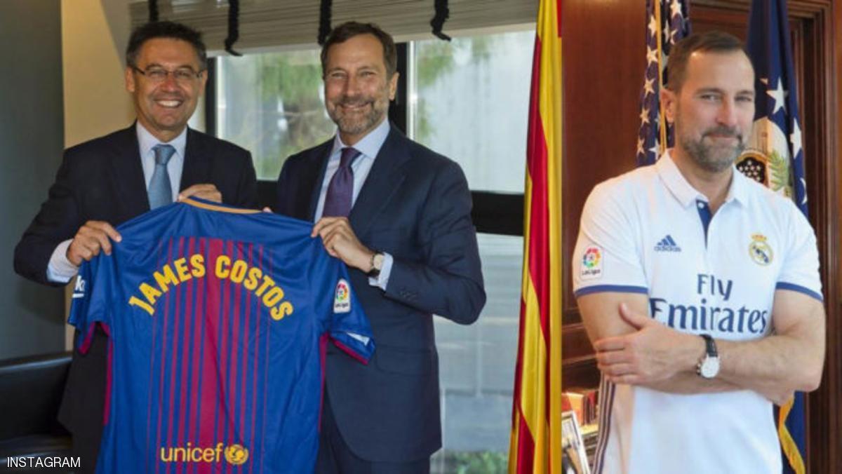 "Photo of مستشار برشلونة الجديد ""مدريدي"""