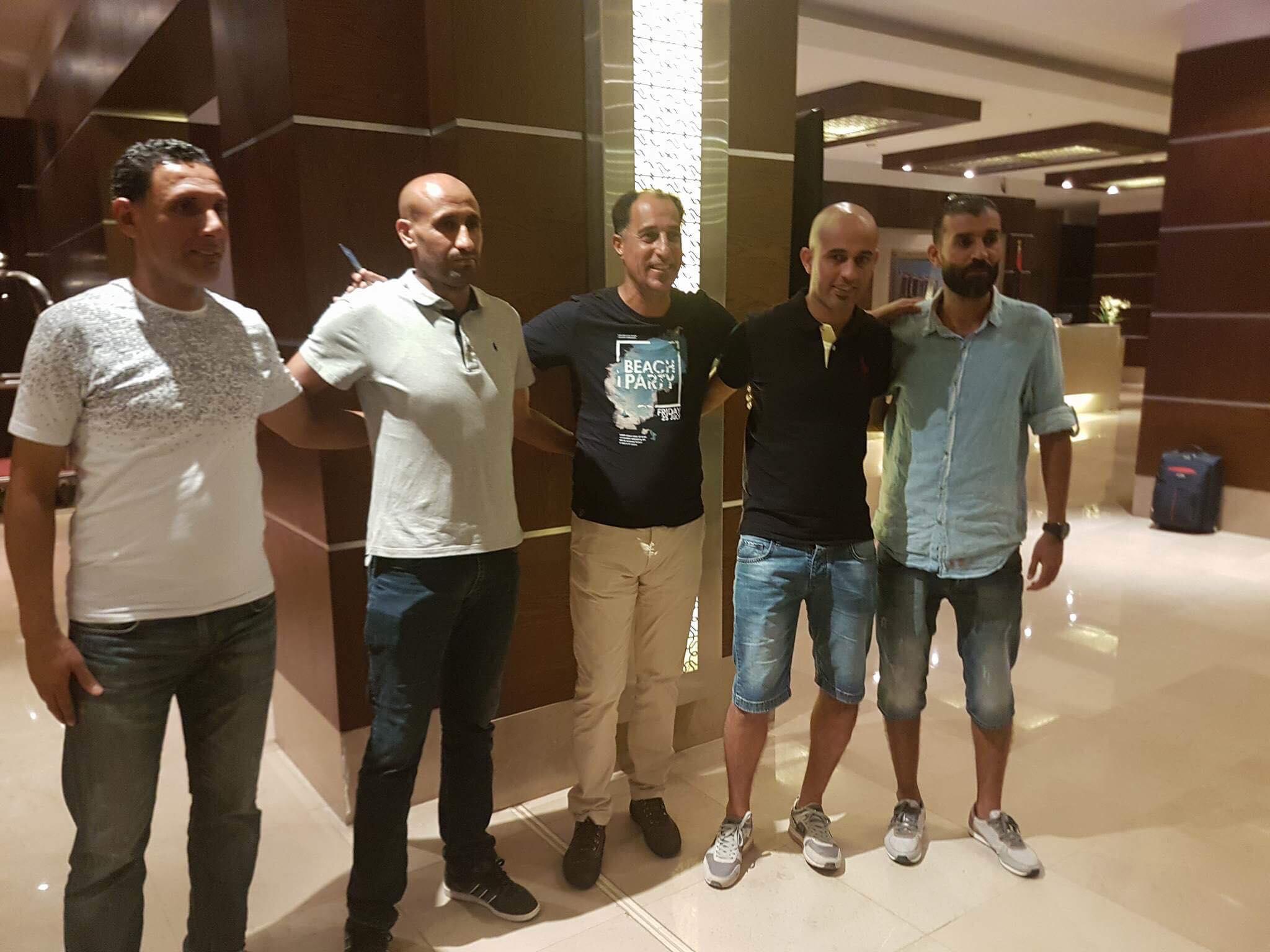 Photo of نجوم بنغازي يحتفلون مع الاتحاد بعيده الثالث والسبعين