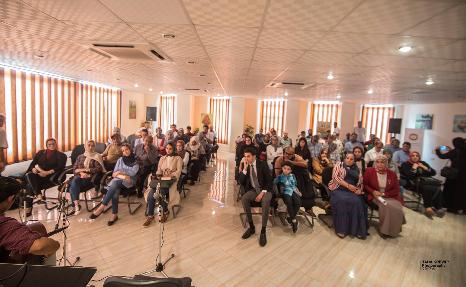 """Photo of عرس ثقافي في بنغازي عن """"شمس على نوافذ مغلقة"""""""