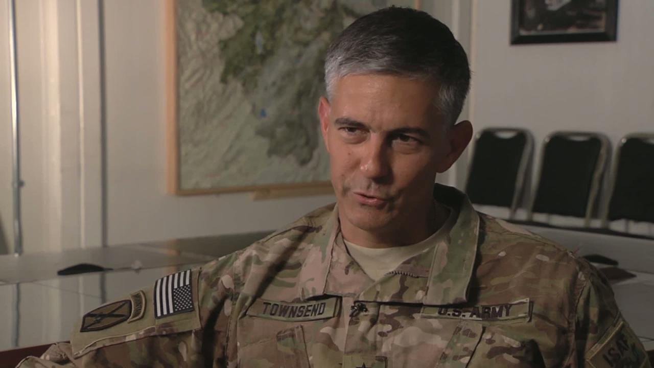 Photo of قائد القوات الأميركية في العراق وسوريا ستيفن تاونسند : من غير الممكن حاليا التأكد من مقتل البغدادي والمعركة القادمة ستكون في تلعفر .
