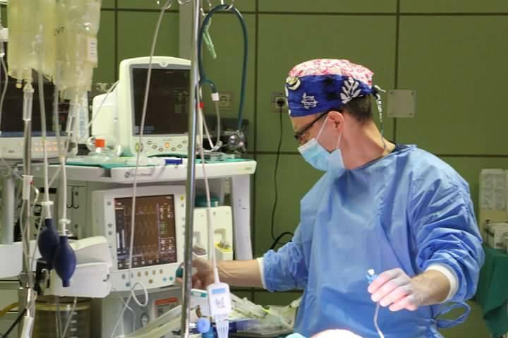 الإمداد الطبي بنغازي