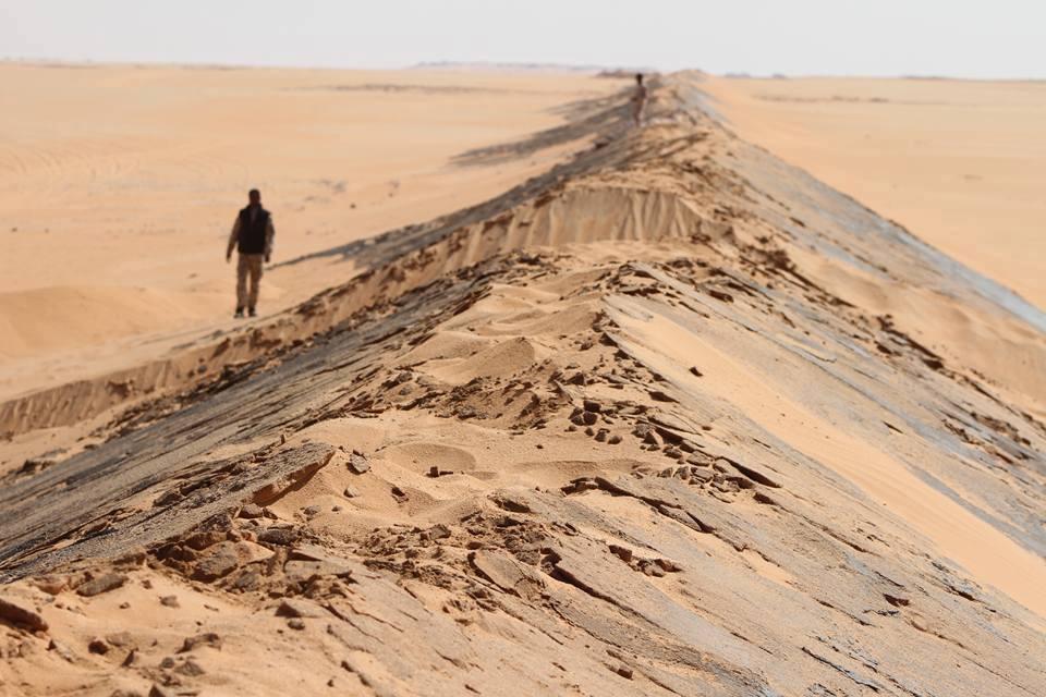 """كتيبة سُبل السلام """" الحدود الليبية"""""""
