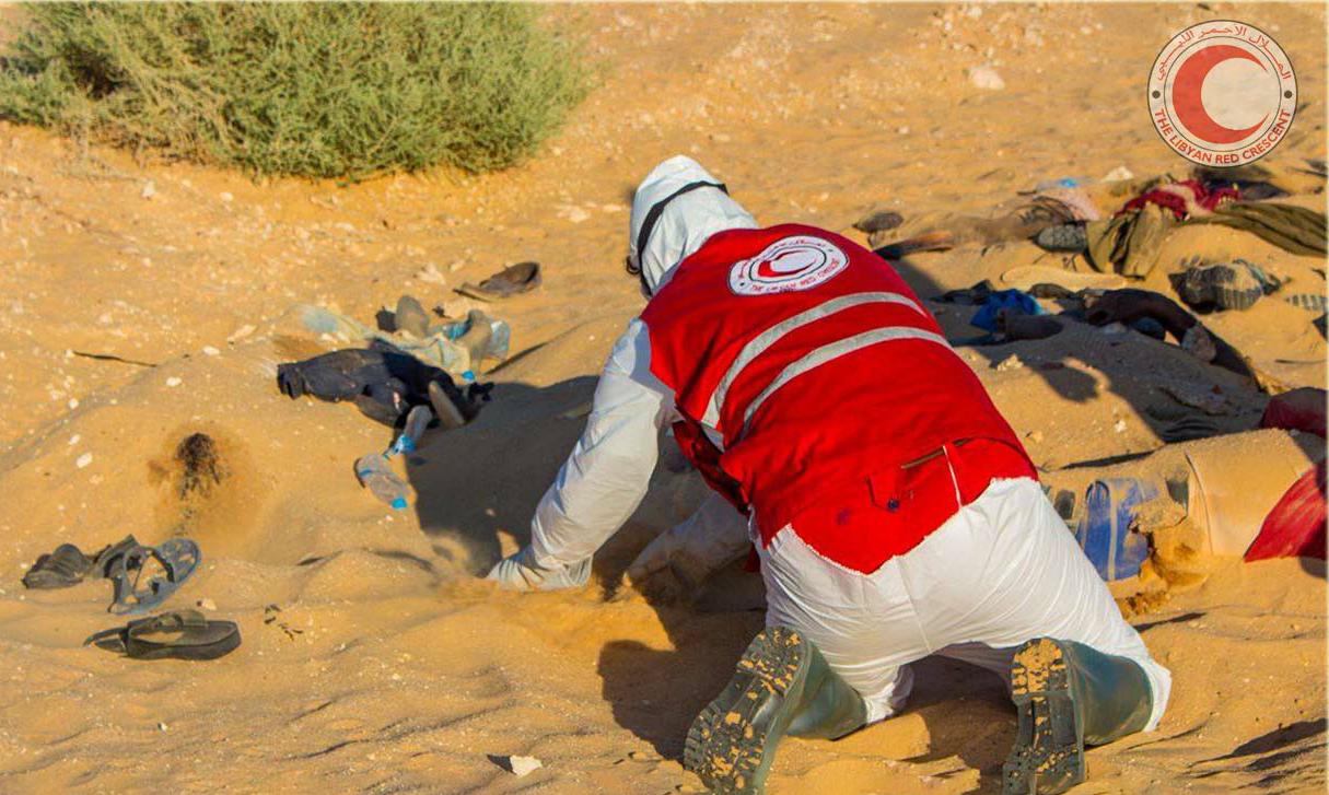 جثث 19 مصريا