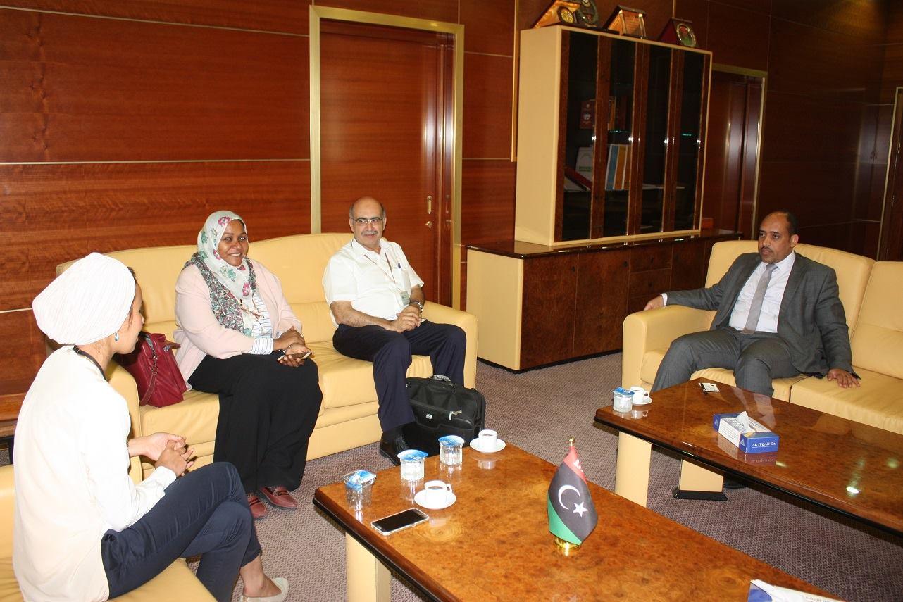 "Photo of ""صحة الوفاق"" :تعاون مع""الصحة العالمية""..لإنهاء الأزمة"