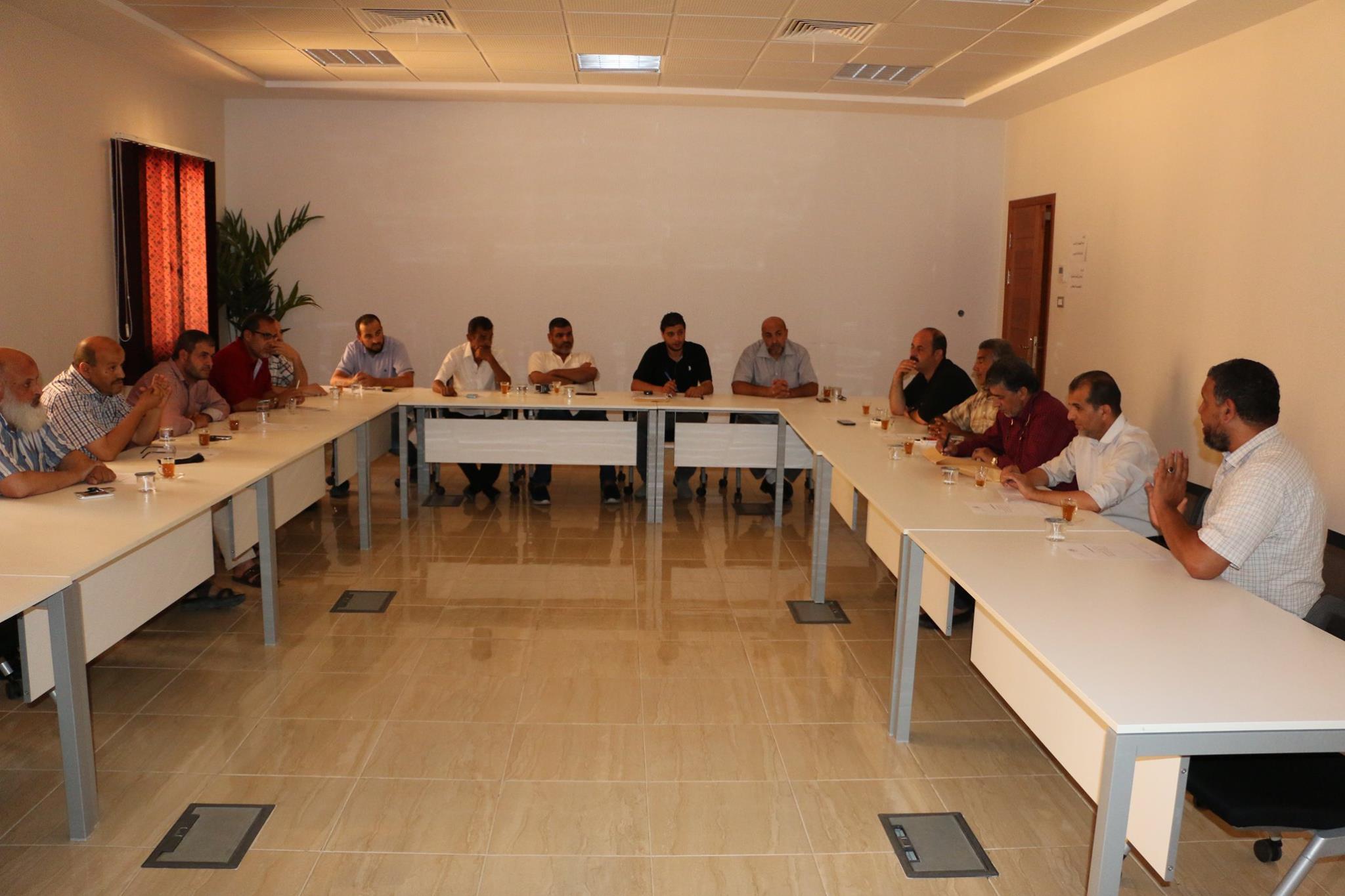 وكيل الديوان ببلدية طرابلس