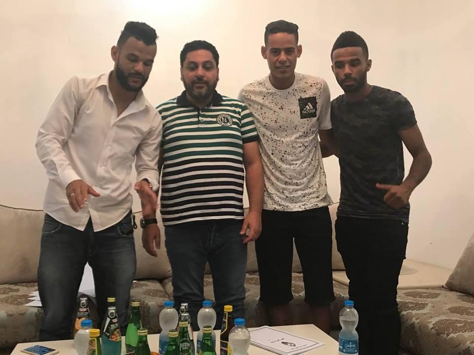 """Photo of الأخضر يتعاقد مع ثنائي الأهلى طرابلس """"مخلوف والتريكي"""""""