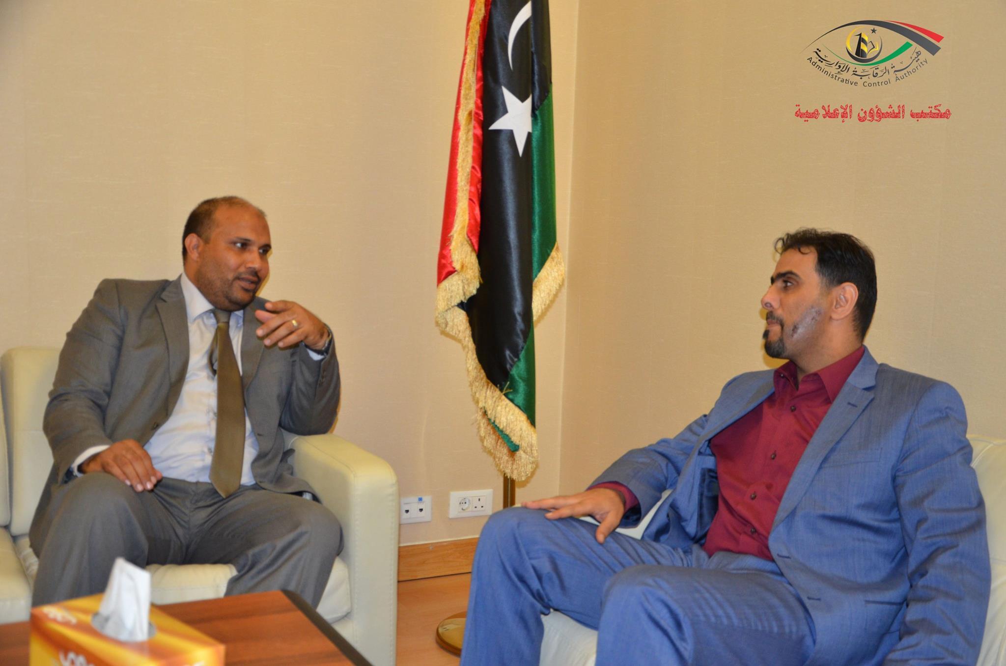 """Photo of الرقابة الإدارية تجتمع مع """" مالية الوفاق"""" .. لحل """" الأزمة"""""""