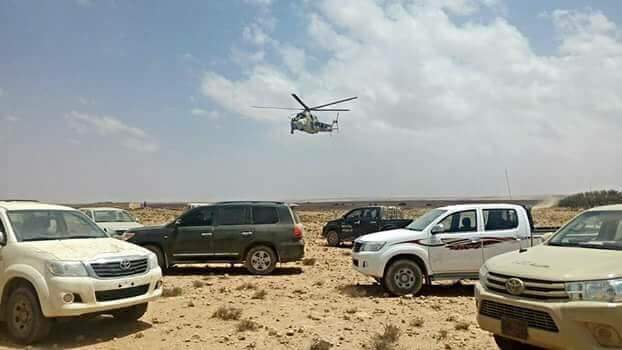 Photo of مصادر لـ218: ضربات تستهدف التنظيمات الإرهابية في درنة