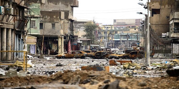 المدينة القديمة في الموصل