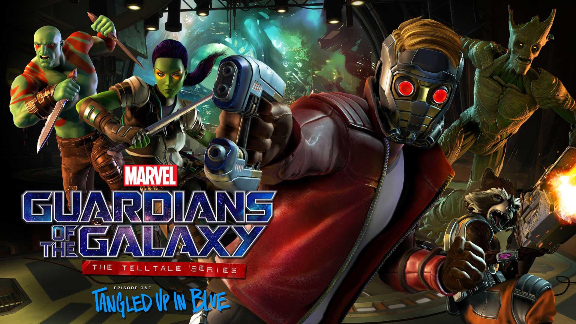 لعبة The Guardians of Galaxy