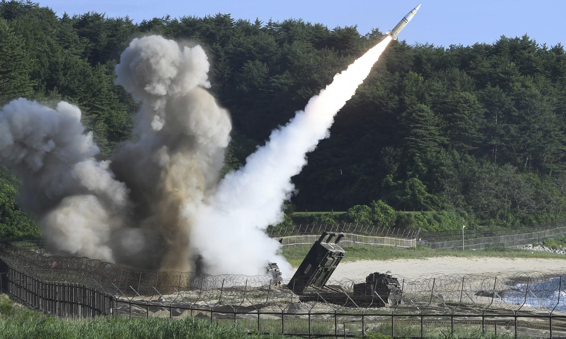 صورايخ كوريا الشمالية