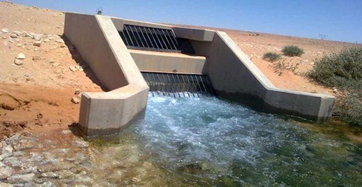 """صورة نفاد الوقود ينذر بـ""""أزمة مياه"""" في زوارة"""