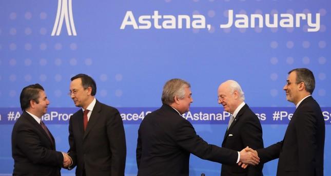 روسيا وتركيا وإيران