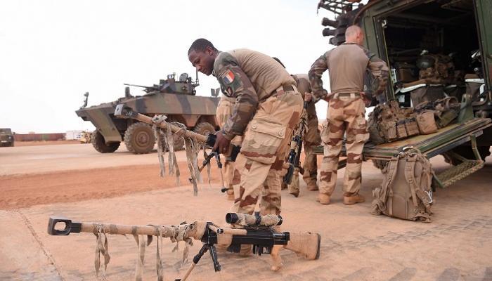 قوات الفرنسية
