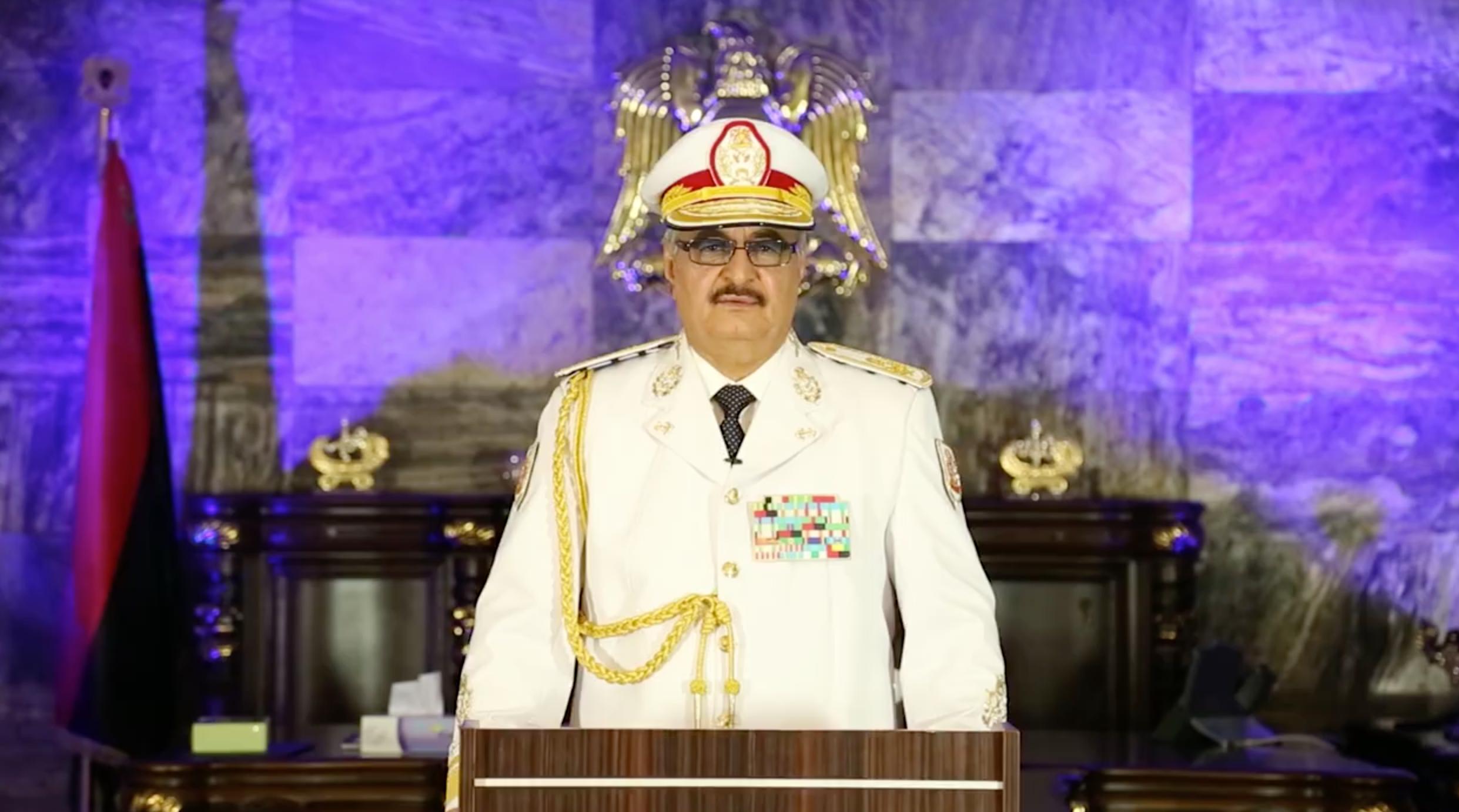 """Photo of المشير يصدر تعليماته بالتصدي لأي قطعة بحرية.. """"السيادة أولا"""""""